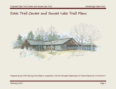 Proposed Estes Trail Center